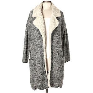 Zara jacket sweater
